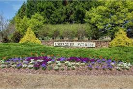 Cherokee forrest Lake lanier homes for sale