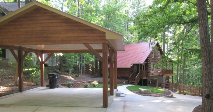 Lake Lanier Home For Sale 6032 Lake Lanier Heights