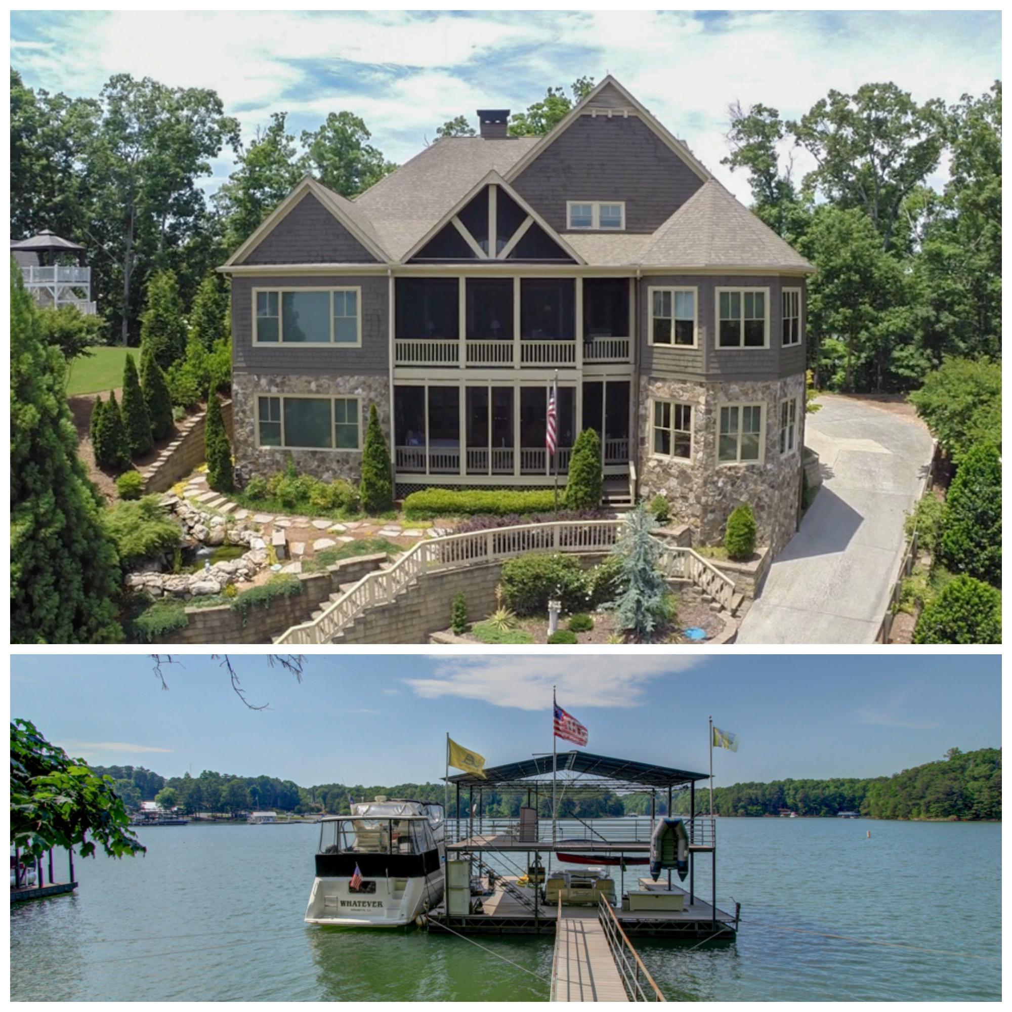 Lake Homes Fancy: Lake Lanier Homes And Lots