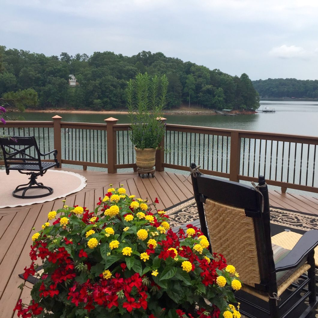 Custom Lake Lanier home for sale
