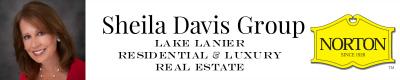 Lake Lanier Homes for Sale | Sheila Davis Group | Lake Lanier Real Estate Agents