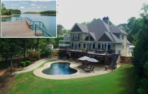 Sold by the Sheila Davis Group, Lake Lanier