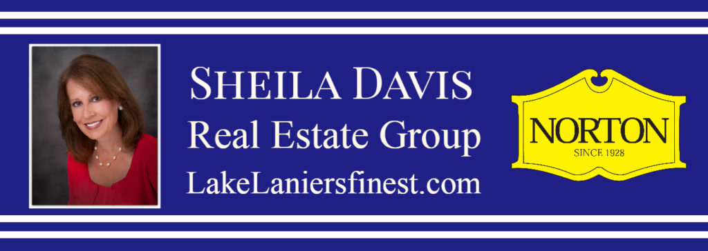 Sheila Davis Group, top Lake Lanier Realtors, Georgia, GA