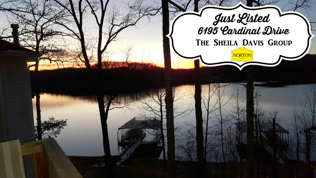Just Listed on Lake Lanier: 6195 Cardinal Dr