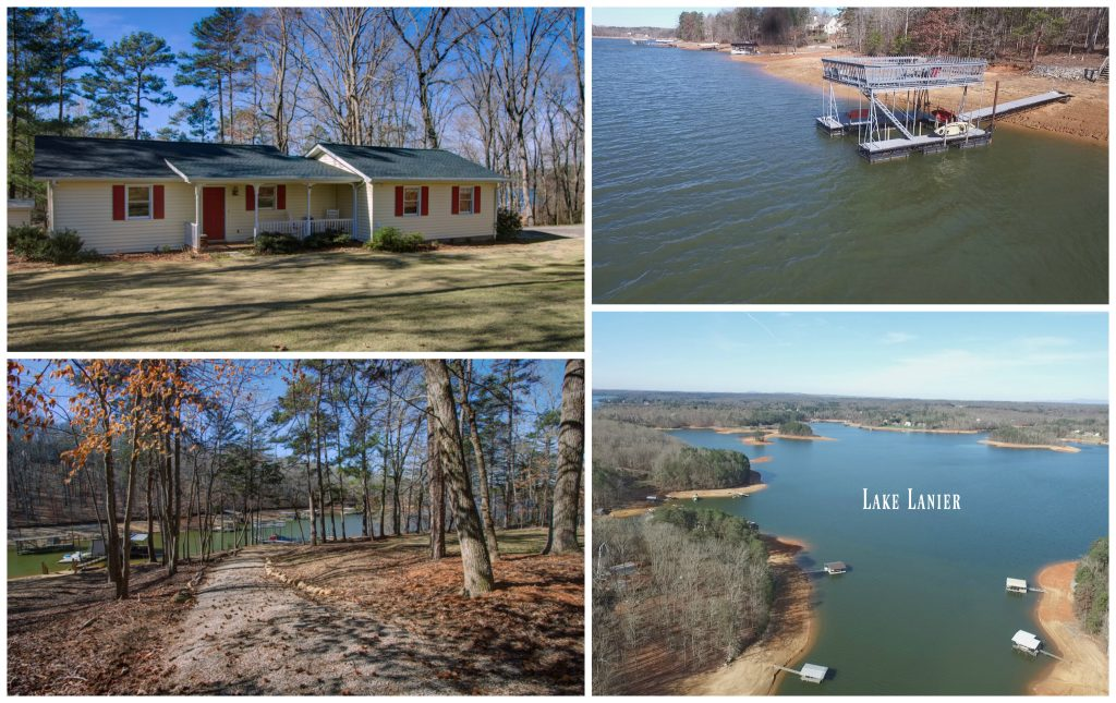 Lake Lanier Home for sale Sheila Davis Group, The Norton Agency