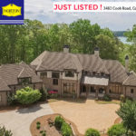 Just listed home for sale on Lake Lanier Georgia GA