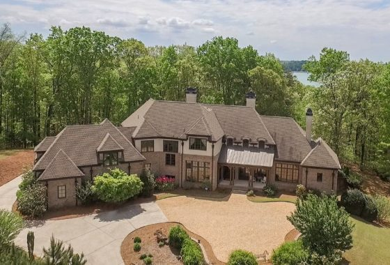 sold by Sheila Davis-Lake Lanier Real Estate, the Norton Agency