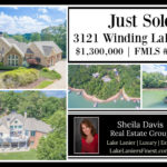 Just Sold 3121 Winding Lake Dr