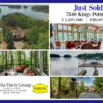 Just Sold ~ 7840 Kings Point Drive, Cumming, GA- sold by The Sheila Davis Real Estate Group - www.LakeLaniersFinest.com