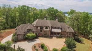 Cook Road,Lake Lanier home, sold by Sheila Davis, the Norton Agency