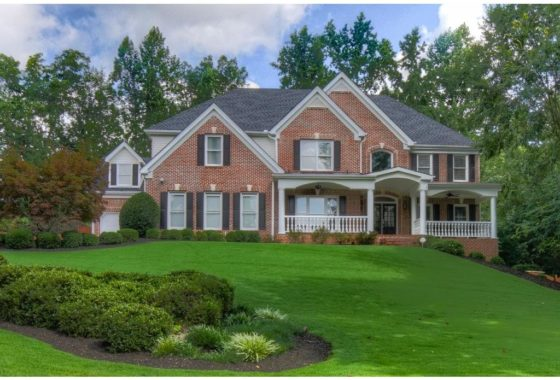 Sold by Stephanie Gillespie, The Sheila Davis Group, Norton Agency