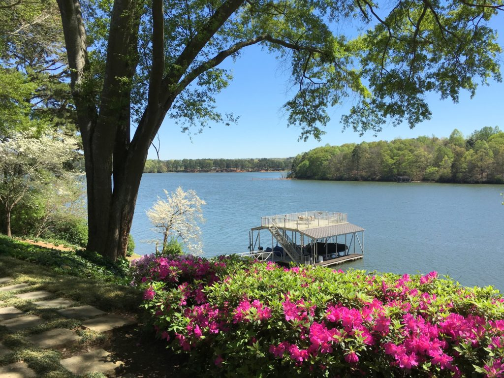 sold lake lanier home by Sheila Davis Real Estate group
