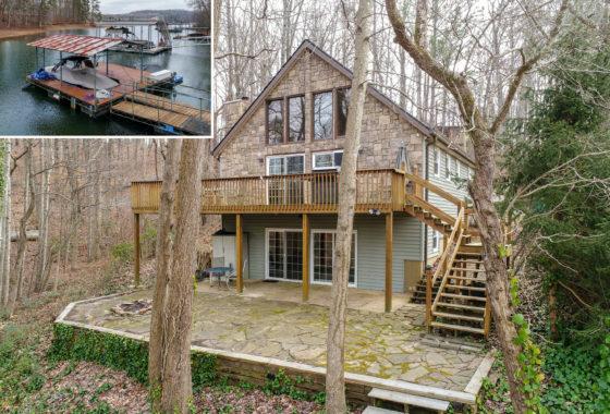 8895 Knoll Drive, Gainesville, GA 30506 on Lake Lanier sold by The Sheila Davis Group, Lake Lanier Realtors