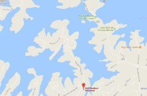 6029 Shadburn Ferry on South Lake Lanier