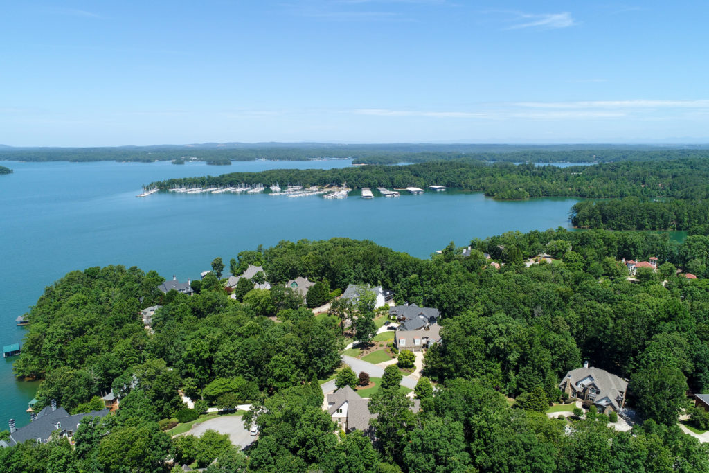 home for sale Lake Lanier