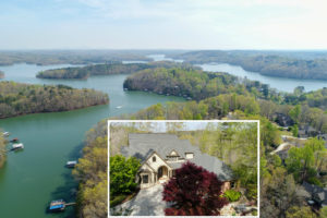 Home for sale Lake Lanier GA Georgia