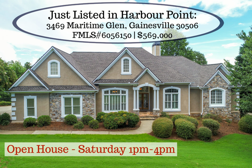 Harbour Point Yacht Club for Sale, Lake Lanier