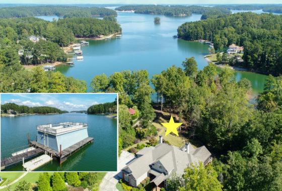 Lake Lanier homes for sale Sheila Davis Lake Lanier Realty