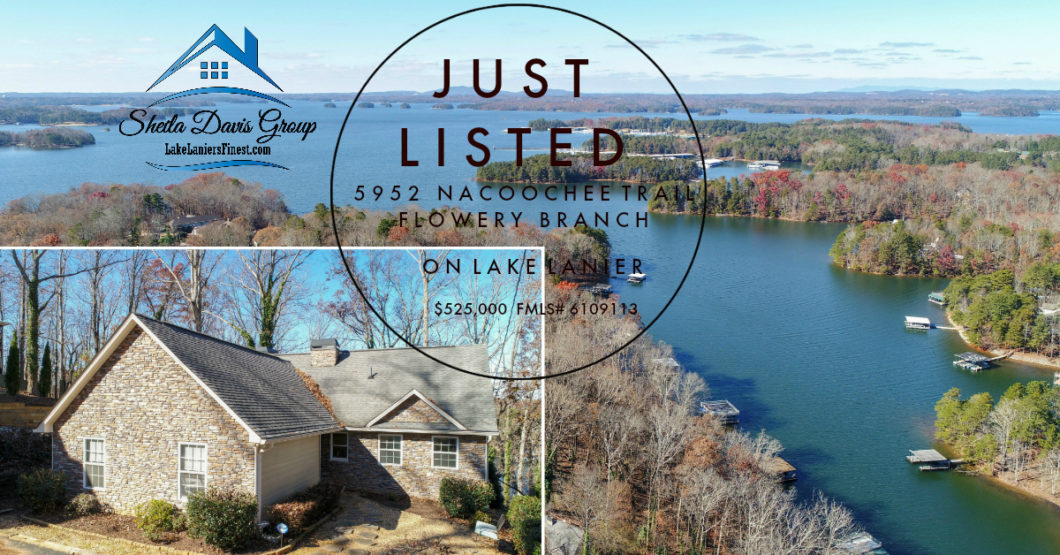 Sheila Davis Group, Lake Lanier Homes for Sale