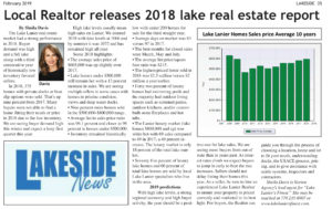 Lake Lanier Homes for Sale, Sheila Davis Real Estate Group