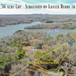 Lake Lanier Lot for sale, Stratford on Lanier, Sheila Davis Real Estate, Michelle Sparks