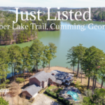 Home for sale Lake Lanier private dock