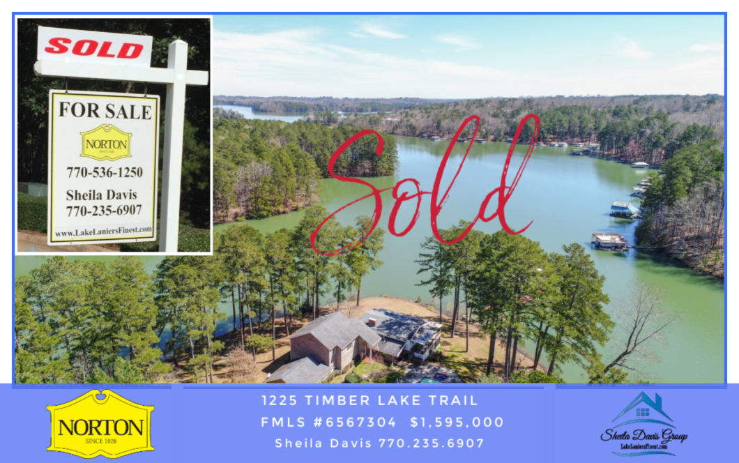 Lake lanier homes for sale , Sheila Davis Real Estate Group the Norton Agency