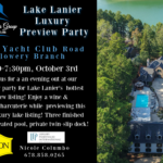 Sheila Davis Lake Lanier Homes for Sale Luxury