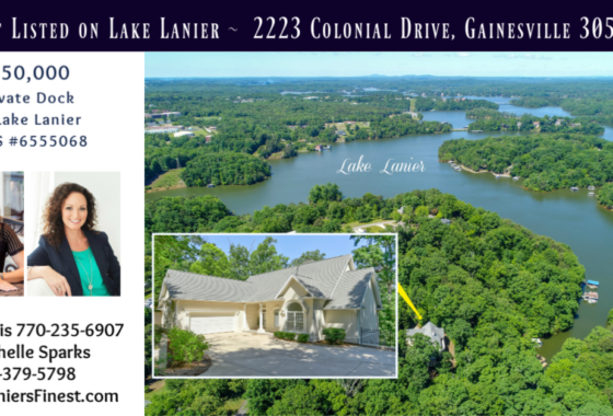 Lake Lanier home for sale - Sheila Davis Group Lake Lanier Real Estate