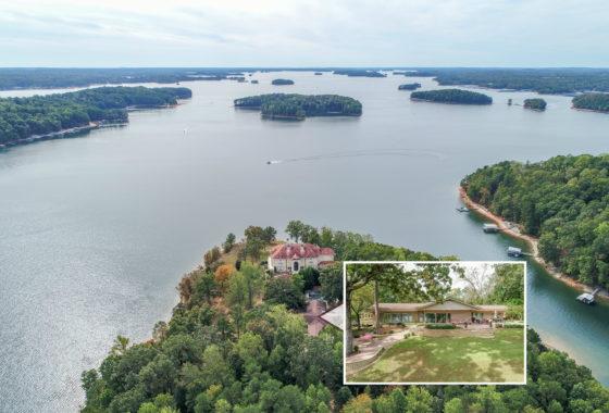Sheila Davis Group Lake Lanier homes for sale