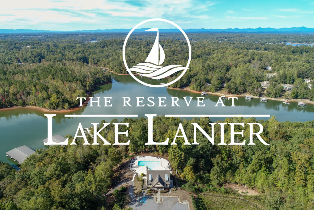 Lake Lanier homes for sale The Reserve Club & Marina