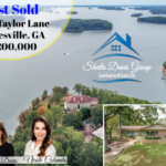 Lake Lanier luxury homes Sheila Davis Group