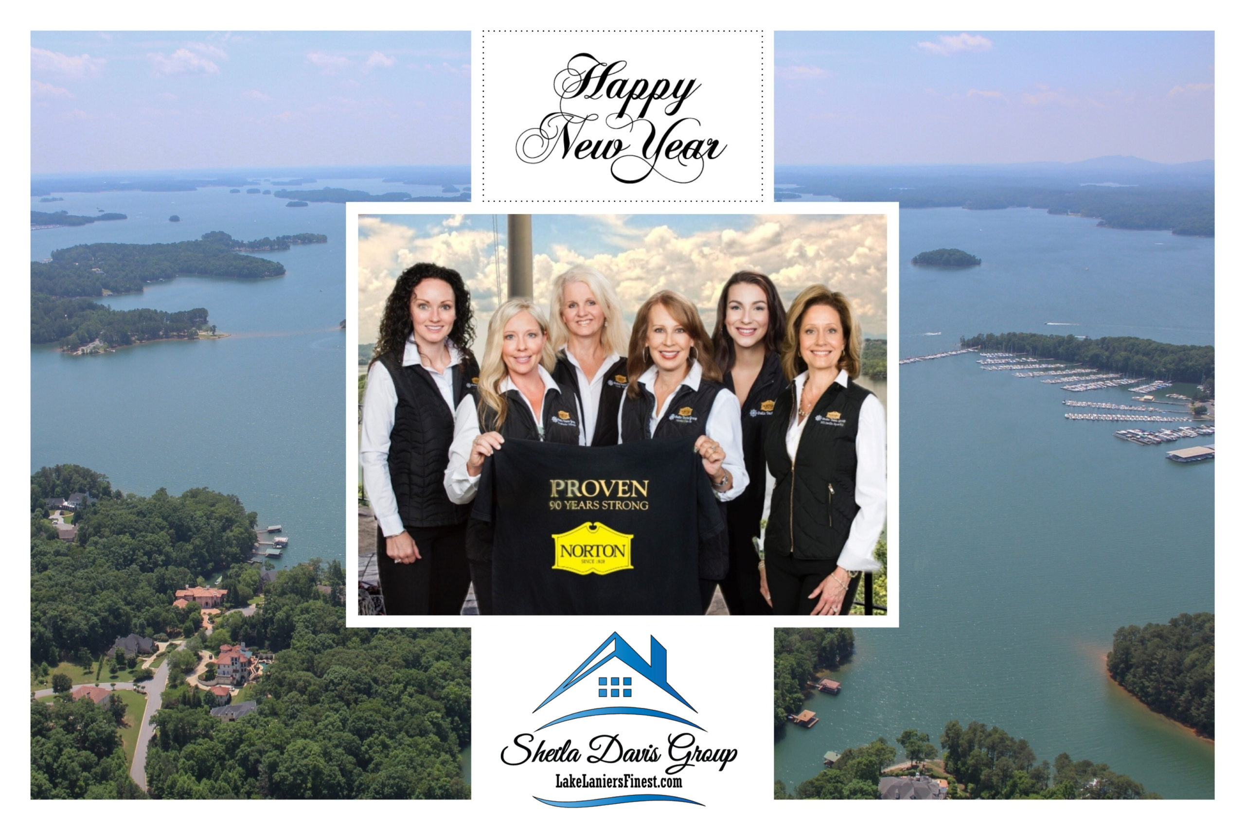 Sheila Davis Group Happy New Year 2020