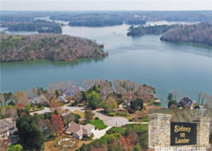 Sheila Davis Group #1 Agents on Lake Lanier Real Estate Sidney on Lanier neighborhood