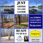Top Lake Lanier Realtor home sales