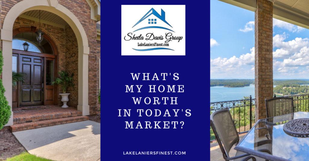 Sheila Davis Group Best Realtor Lake Lanier Area Georgia GA