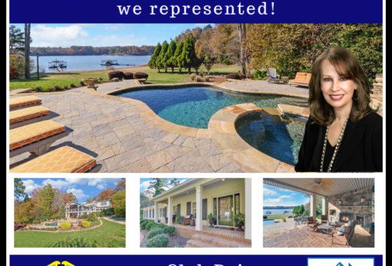 Sheila Davis Lake Lanier homes for sale