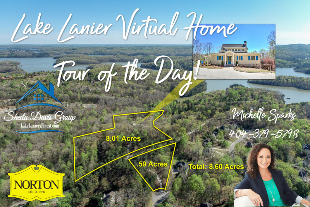 Just Listed on Lake Lanier, Lake lanier home for sale