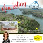 Just Listed on Lake Lanier 2371 Stephens Circle