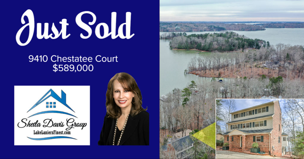 Lake Lanier homes for sale sold