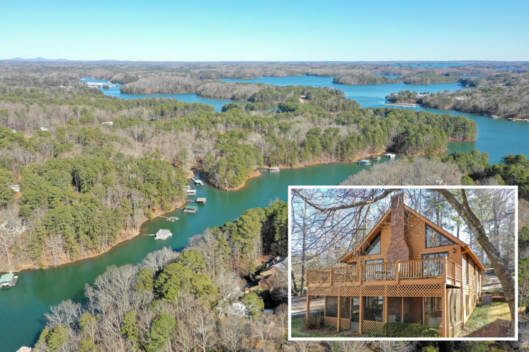 Lake Lanier home for sale cumming, ga Sheila Davis group