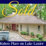 Lake Lanier home sold by Stephanie Gillespie, Sheila Davis Group