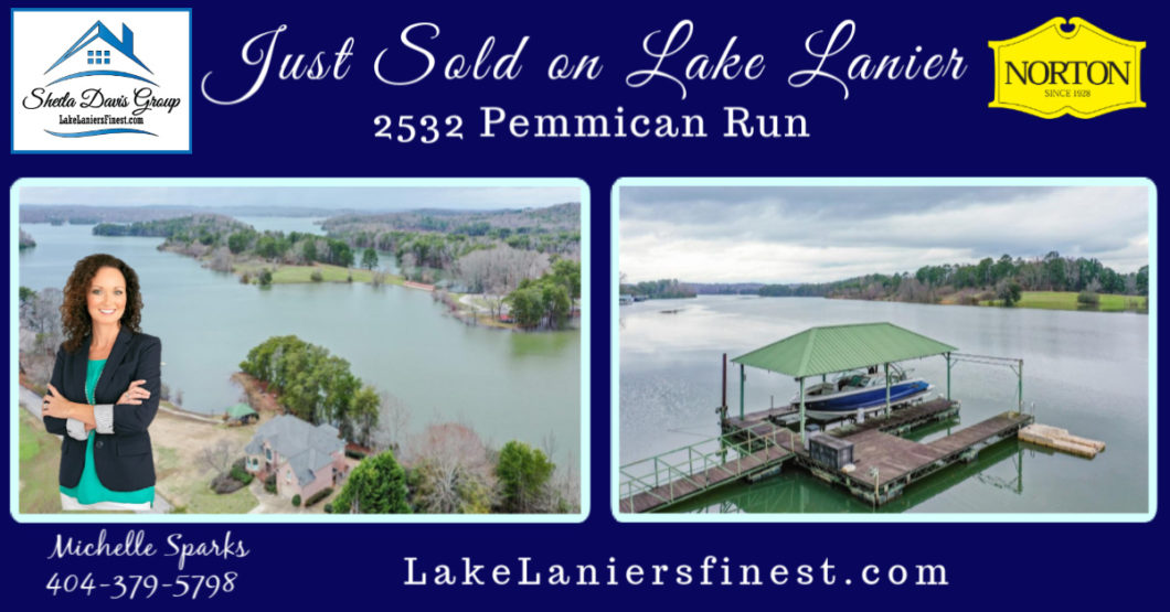 Sheila Davis Real Estate Group Michelle Sparks Lake Lanier homes for sale