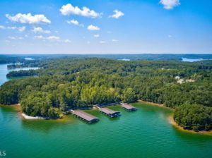 Lake Lanier lots for sale Habersham on Lanier Sheila Davis Group Top Agents on Lake Lanier