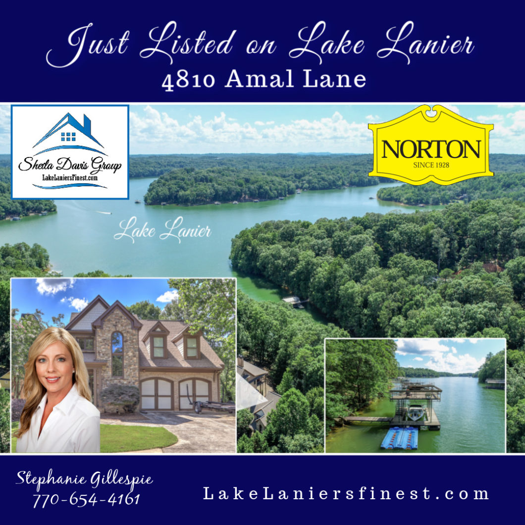Stephanie Gillespie Sheila Davis Group Lake Lanier Realtors