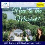 Sheila Davis Real Estate Lake Lanier homes for sale
