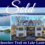 Nachoochee Sold on Lake Lanier Sheila Davis Group Norton Agency