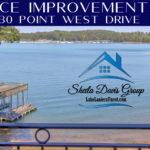 lake lanier price improvement 5730 Point West Dr