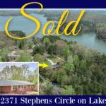 Lake Lanier homes for sale Linda Thompson - Sheila Davis Group