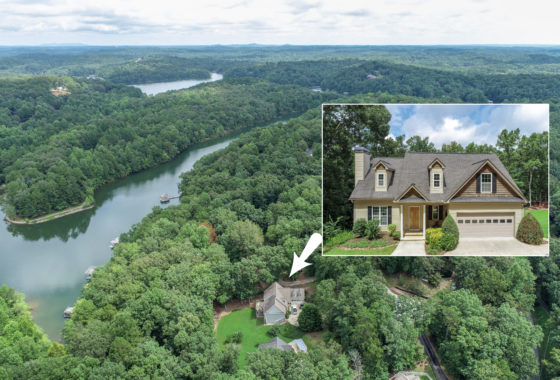Lake lanier homes for sale